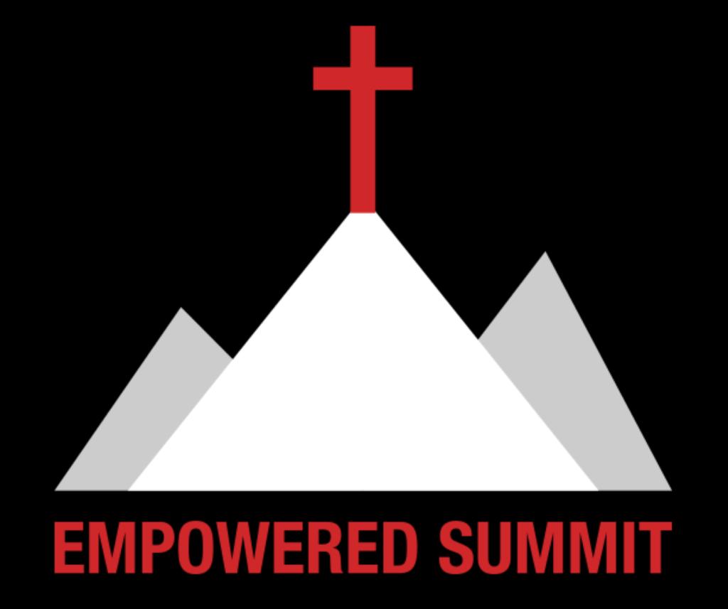 empowered summit logo religion faith